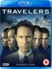 Image for Travelers: Season One