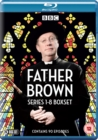 Image for Father Brown: Series 1 - 8