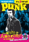 Image for The Birth of Anarchy! - 40 Years of the Sex Pistols
