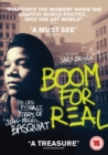 Image for Boom for Real - The Late Teenage Years of Jean-Michel Basquiat