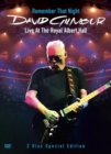 Image for David Gilmour: Remember That Night - Live at the Royal Albert...