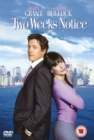 Image for Two Weeks Notice