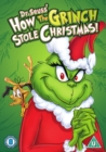 Image for Dr Seuss' How the Grinch Stole Christmas
