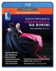 Image for Francesca Da Rimini: Internazionale D'Italia (Luisi)
