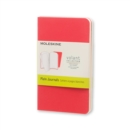 Image for Moleskine Extra Small Geranium Red/scarlet Red Plain Journal