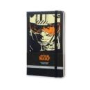 Image for Moleskine Large Star Wars Luke Skywalker Limited Edition Hard Ruled Notebook