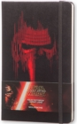 Image for Moleskine Star Wars Vii Limited Edition Lead Villain Large Ruled Notebook