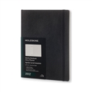 Image for 2017 Moleskine Extra Large Weekly Notebook 12 Month Diary Soft