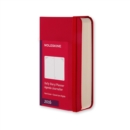 Image for 2016 MOLESKINE EXTRA SMALL SCARLET RED D
