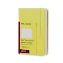 Image for 2016 MOLESKINE HAY YELLOW POCKET DAILY D