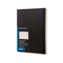 Image for 2016 MOLESKINE EXTRA LARGE MONTHLY DIARY