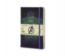Image for Moleskine The Avengers Limited Edition Notebook Large Ruled Hard - Hulk
