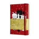 Image for Moleskine Limited Edition Maneki Neko 2021 12-Month Weekly Pocket Diary