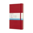 Image for Moleskine Scarlet Red Notebook Large Dotted Hard