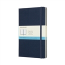 Image for Moleskine Sapphire Blue Notebook Large Dotted Hard