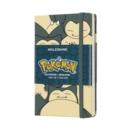 Image for Moleskine Pokemon Snorlax Limited Edition Notebook Pocket Ruled