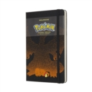 Image for Moleskine Pokemon Charmander Limited Edition Notebook Large Ruled