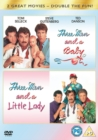 Image for Three Men and a Baby/Three Men and a Little Lady