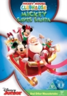 Image for Mickey Mouse Clubhouse: Mickey Saves Santa and Other Mouseketales