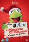 Image for A   Muppets Christmas - Letters to Santa