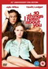Image for 10 Things I Hate About You: 10th Anniversary Edition