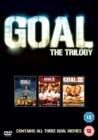 Image for Goal!/Goal! II - Living the Dream/Goal! III - Taking On the World