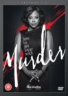 Image for How to Get Away With Murder: Seasons 1-2