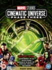 Image for Marvel Studios Cinematic Universe: Phase Three - Part One