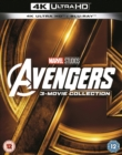 Image for Avengers: 3-movie Collection
