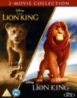 Image for The Lion King: 2-movie Collection
