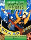 Image for What kind of poem? 3 : What Kind of Poem? : Stage 3
