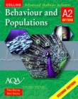 Image for Behaviour and populations, A2 option