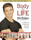 Image for Body for life  : 12 weeks to mental and physical strength