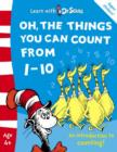Image for Oh, the things you can count from 1-10