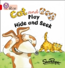Image for Cat and Dog play hide and seek