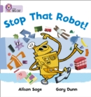 Image for Stop that robot!