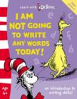 Image for I am not going to write any words today!