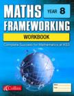 Image for Maths Frameworking - Year 8 Workbook
