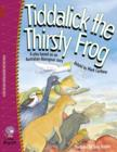 Image for Tiddalick the thirsty frog  : a play based on an Australian Aboriginal story