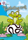 Image for The footballing frog