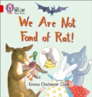 Image for We are not fond of Rat!