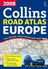 Image for Road atlas Europe