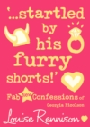 Image for 'Startled by his furry shorts!'