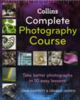 Image for Collins complete photography course