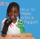 Image for How to make a sock puppet