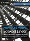 Image for Edexcel linear  : fully supports the 2010 GCSE specification: Homework book, Higher 1
