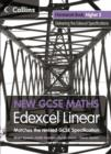Image for New GCSE maths: Edexcel linear