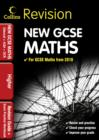 Image for New GCSE maths  : for GCSE maths from 2010Higher,: Revision guide