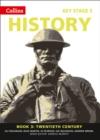 Image for Collins key stage 3 historyBook 3,: Twentieth century