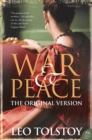 Image for War and peace: original version